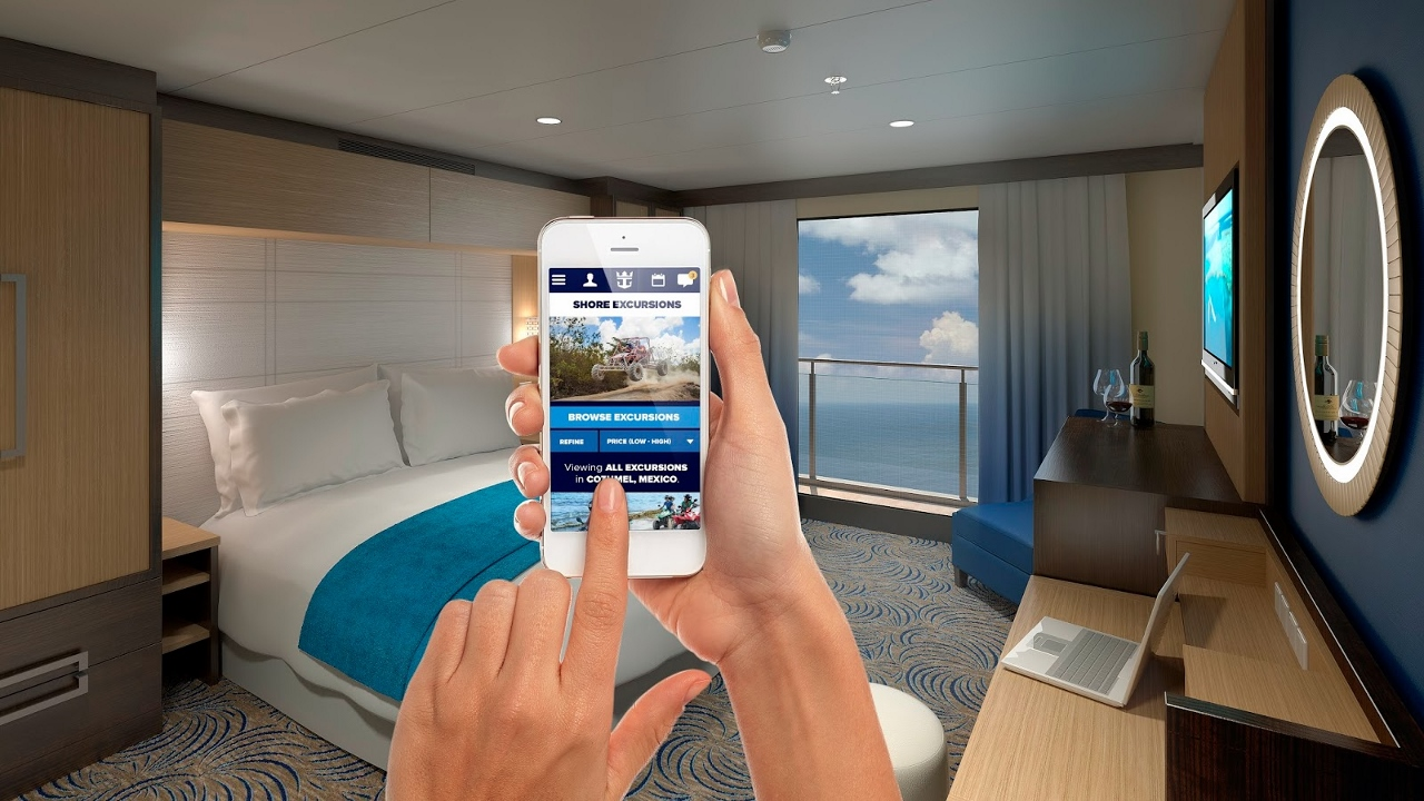 Mauris Gravida Concierge Tech Comes to Cruise Line