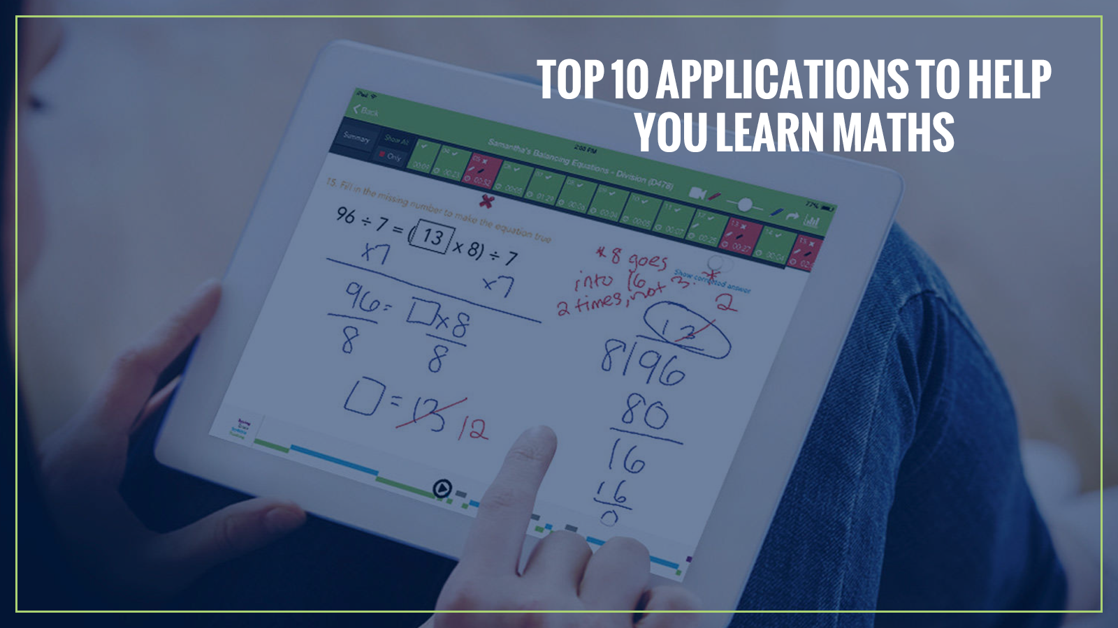 Top 10 Mobile Applications to help you learn Mathematics