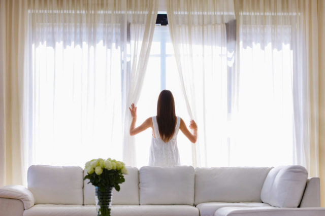 Give Your Windows the Most Exquisite Look with the Sheer Curtains from Spiffy Spools